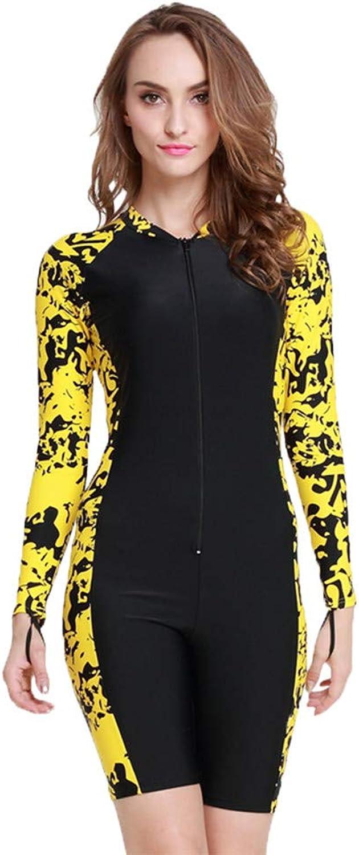 Women Wetsuit Shorty Premium Neoprene Swimsuit Youth Swim Surfing Snorkel Dive Snorkel Back Zip Swimwear