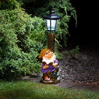 Solar Powered Garden Gnome Beautiful