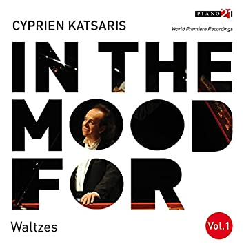 In the Mood for Waltzes, Vol. 1: Chopin, Brahms, Delibes, Rachmaninoff, Shostakovich, Katsaris... (Classical Piano Hits)