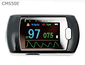 CONTEC CMS50E For OLED Oximeter Software Review Data Record After Sports Use Only