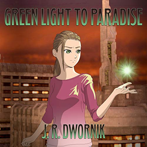 Green Light to Paradise audiobook cover art