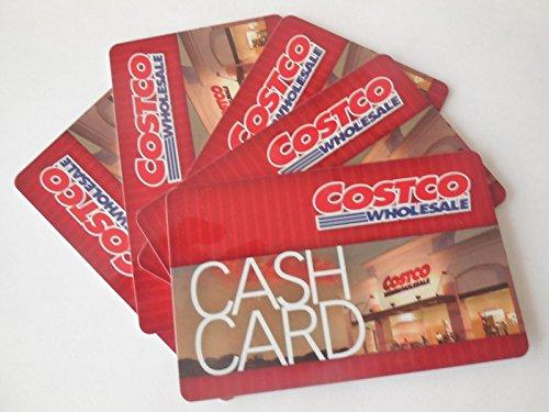 $500 Costco Shop Card (Quantity: 1)