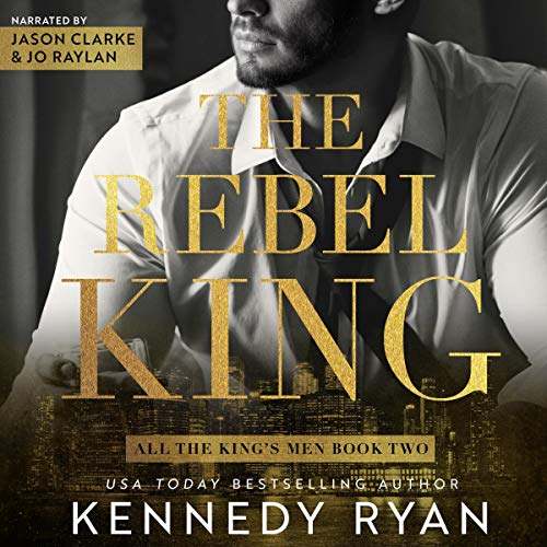 The Rebel King audiobook cover art