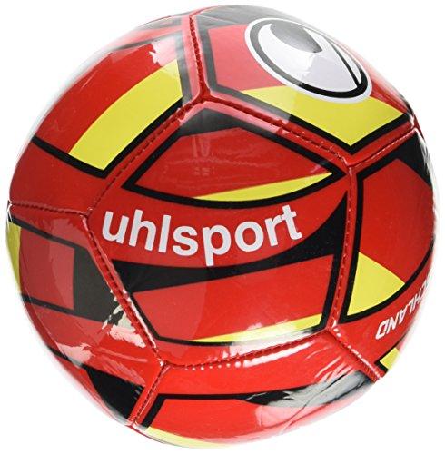 Uhlsport Nationenball - rot/gelb/weiß