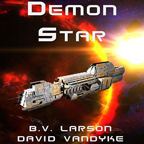 Demon Star cover art