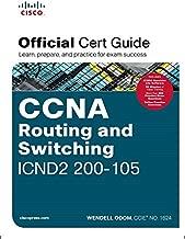 Ccna Icnd2 200-105 Off Cert Guide [Mass Market Paperback] [Jan 01, 2016] Wendell Odom
