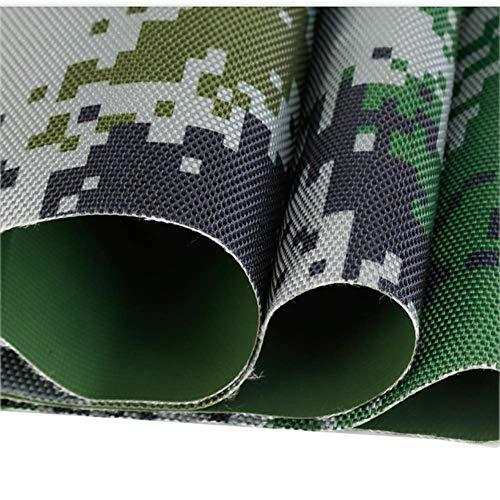 TENT Tent, regendichte zonnebrandcrème Camouflage Tarp vloerbedekking Super Heavy Duty Dubbele Laag Waterdichte scheurbestendig voor Camping, Vissen, Tuinieren en Huisdier Tenten 1,5* 2m