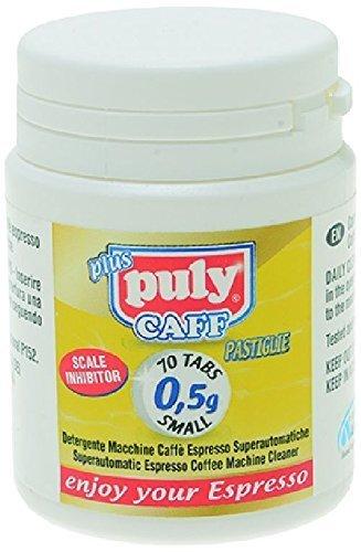 Puly Caff Koffiemachine Reinigingstabletten Medium 0,5 g x 70 Small Plus Naar behoren door Puly Caff