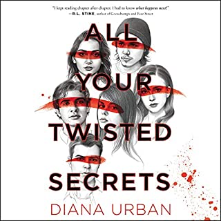 All Your Twisted Secrets cover art
