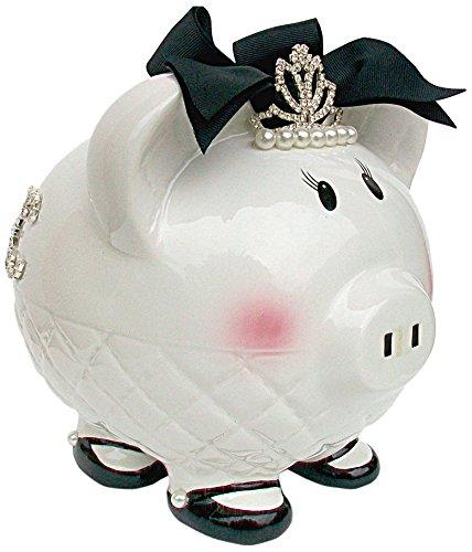 Queen B Piggy Bank