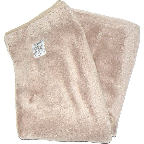 Les chatounets - Couverture Teddy taupe 100/75