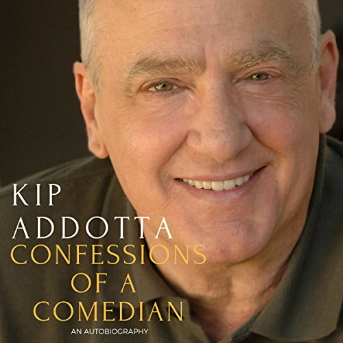 Confessions of a Comedian audiobook cover art