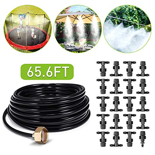 Misting Cooling System Outdoor M...