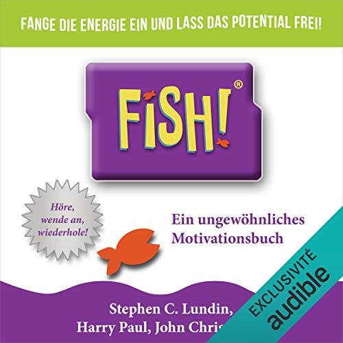 Fish! audiobook cover art