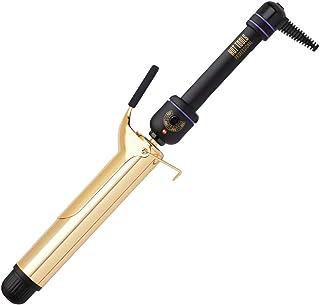 Hot Tools Professional 1 1/2 Inch 24K Gold Extra-Long Barrel Curling Iron/Wand Model No. HT1102XL