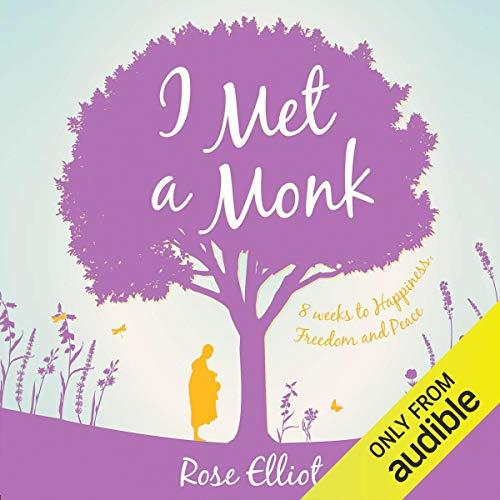 I Met a Monk audiobook cover art