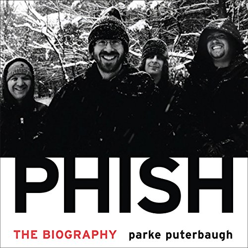 Phish audiobook cover art