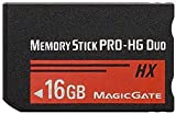 High Speed 16GB Memory Stick Pro Duo (MARK2) for Sony PSP Accessories/Camera Memory Card…