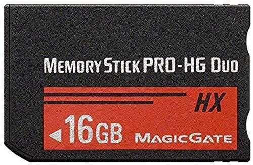 Original 16GB High Speed Memory Stick Pro-HG Duo für PSP Zubehör/Kamera Speicherkarte