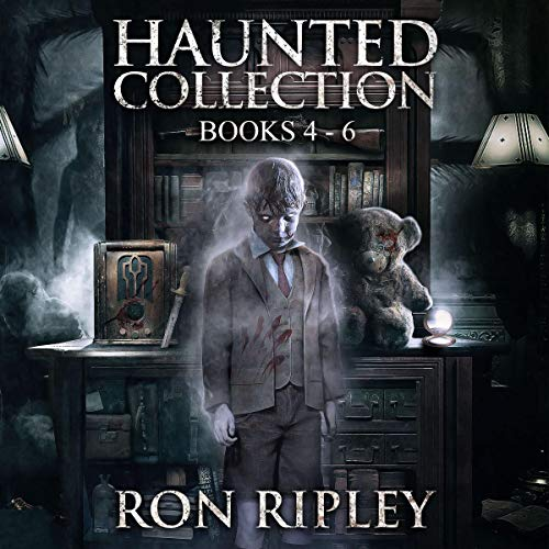 Haunted Collection Series: Books 4 - 6 Audiobook By Ron Ripley cover art