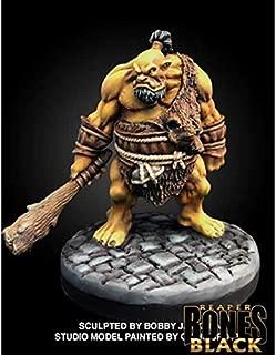 Reaper Bones Black Garghuk, Orge Chieftain