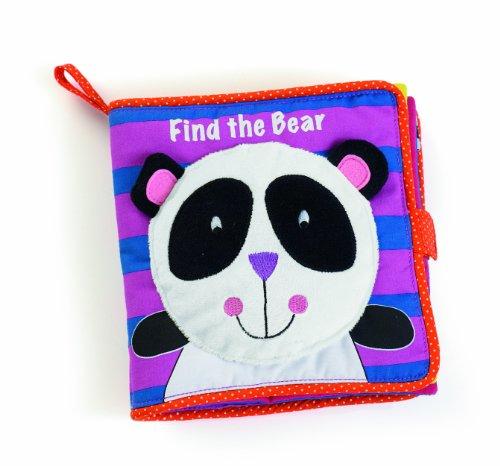 Manhattan Toy Livre Find the Bear