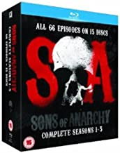 Sons of Anarchy: Seasons 1-5