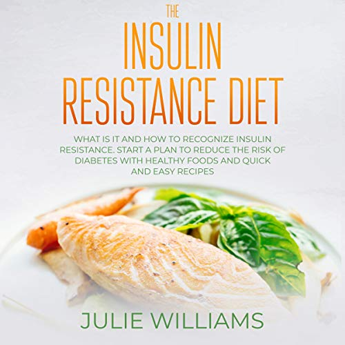The Insulin Resistance Diet cover art