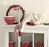 Weihnachtlich genäht: Liebevolle Deko-Ideen - 4