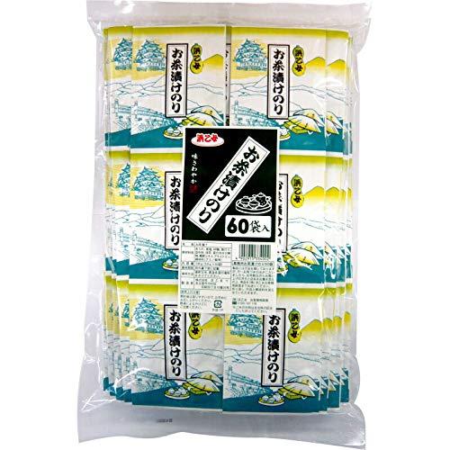 浜乙女 業務用 お茶漬けのり 60袋入×10袋 ZHT