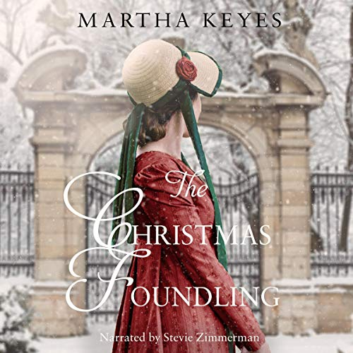 The Christmas Foundling cover art