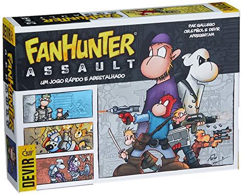 Fanhunter Assault - Devir