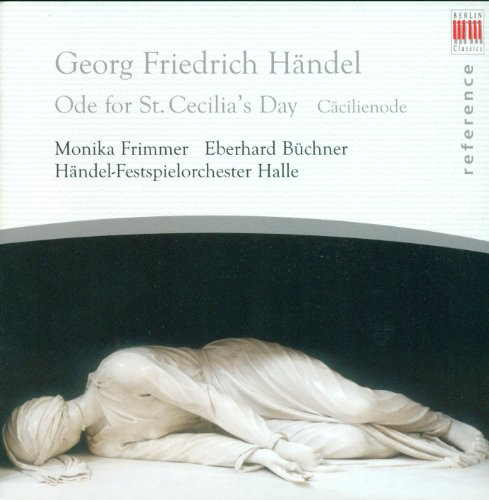 Handel, G.F.: Ode For St. Cecilia's Day (Kluttig)