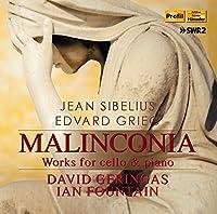Sibelius & Grieg: Malinconia - Works for Cello & Piano