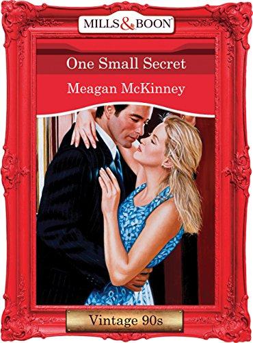 One Small Secret (Mills & Boon Vintage Desire) (English Edition)