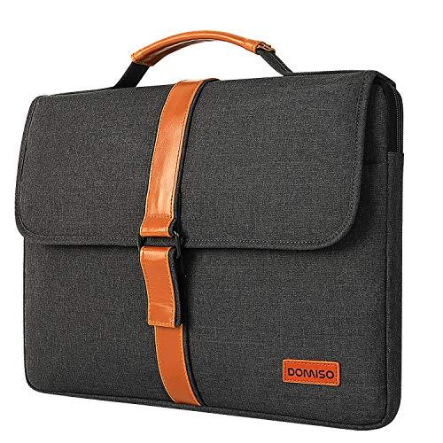DOMISO Laptoptasche, Laptophülle 13-13.5 Zoll Notebook Klettband Handtasche für 13