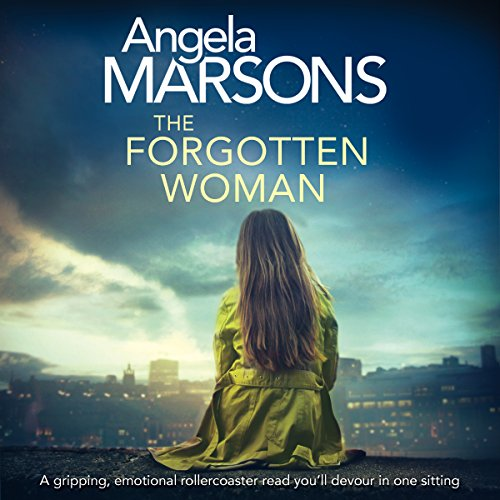 The Forgotten Woman audiobook cover art