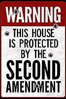修正により保護ブリキ看板ヴィンテージ錫のサイン警告注意サインートポスター安全標識警告装飾金属安全サイン面白いの個性情報サイン金属板鉄の絵表示パネル