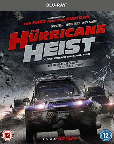 Blu-ray1 - Hurricane Heist. The (1 BLU-RAY)