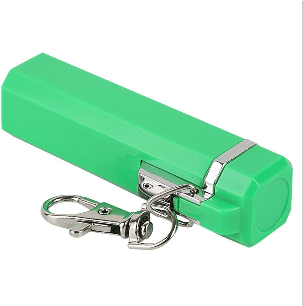 Cigar Portable El Paso Mall Ashtra Keychain with Ash Slide Complete Free Shipping Tray fo Lid-Pocket
