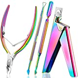 Best Nail Cutters - Acrylic Nail Clipper False Nail Tips Clipper Cuticle Review