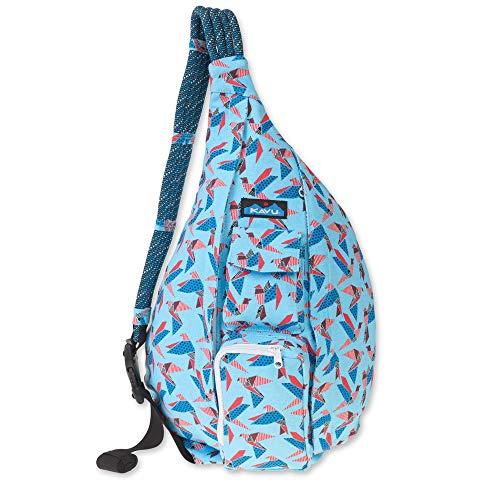 KAVU Women's Rope Bag, Paper Flock, No Size