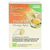 Gingembre Orange spicy Tisane Bio