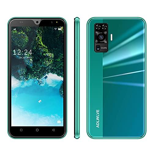 4G Mobiles Baratos Libres, Android 9.0,16GB ROM +2GB RAM Pantalla 5.5 Pulgadas, 3600mAh Smartphone Barato Dual SIM, Teléfonos Móviles...