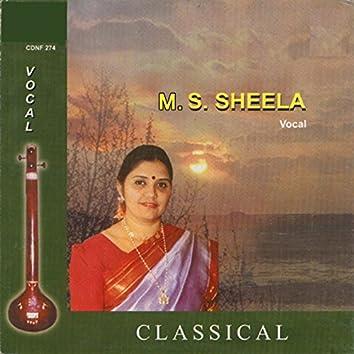 M. S. Sheela (Live)