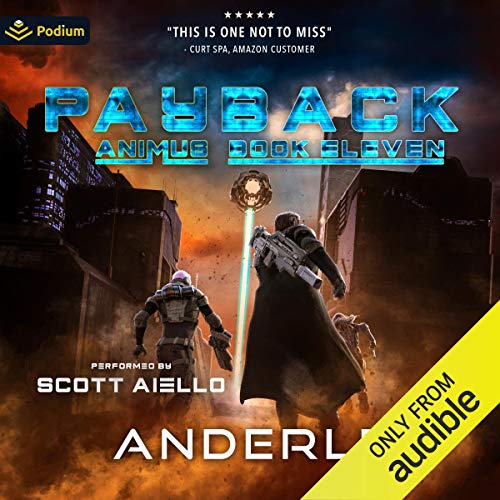 Payback Audiobook By Joshua Anderle, Michael Anderle cover art