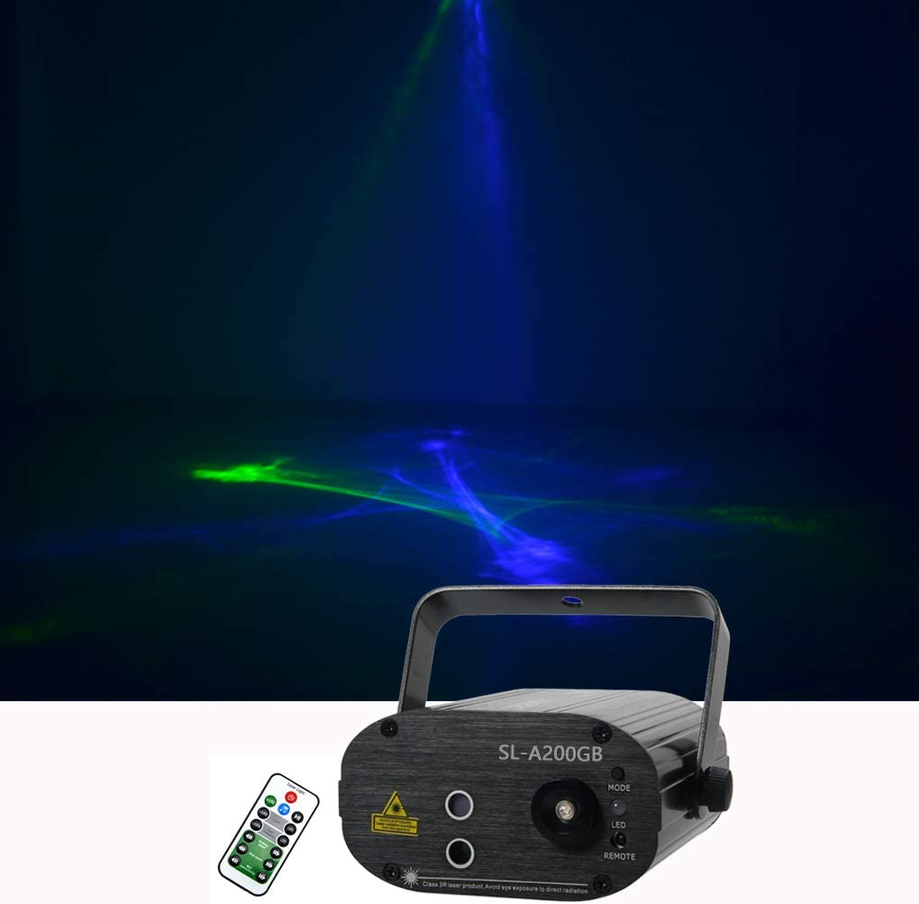 Max 48% OFF Sharelife Mini Green Blue Today's only Hypnotic Mixed Effect Aurora LED