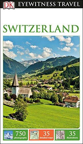 DK Eyewitness Travel Guide Switzerland
