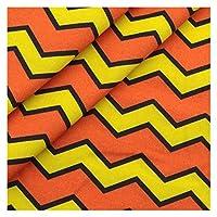 MAODING 手作りクッションカバーを作る縫製衣類の生地のための50 * 145cmの純粋な綿の生地 (Color : 1095051003)