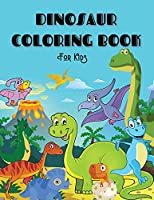 Dinosaur Coloring Book: Amazing Coloring & Activity book for Kids with Cute Unicorn . Magical Gift with Adorable Design for Kids Age 4-8
